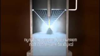 видео Пудра алюминиевая