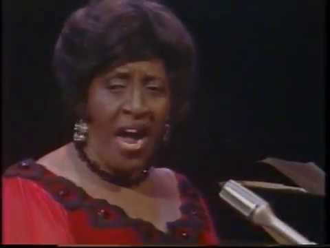 Nellie Lutcher1981 TV Special