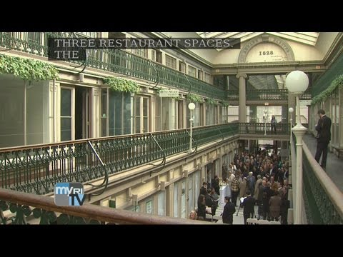 Executive Suite 7/7/2013: Evan Granoff on Providence's Arcade redevelopment
