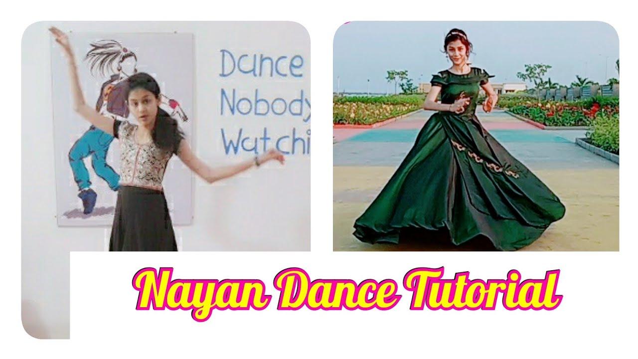 Nayan Dance Tutorial | Amisha Modha Choreography