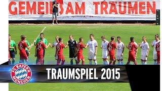 11.500 Fans beim FC-Bayern-Traumspiel in Deggendorf