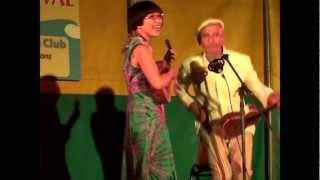 "2/10 ""Odyssey"" (Original) Bosko & Honey Live at the Newkulele Festival 2012"