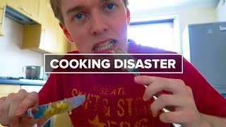 Cooking Disaster