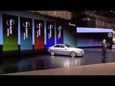 Mercedes-Benz Press Conference Geneva Motor Show 2014