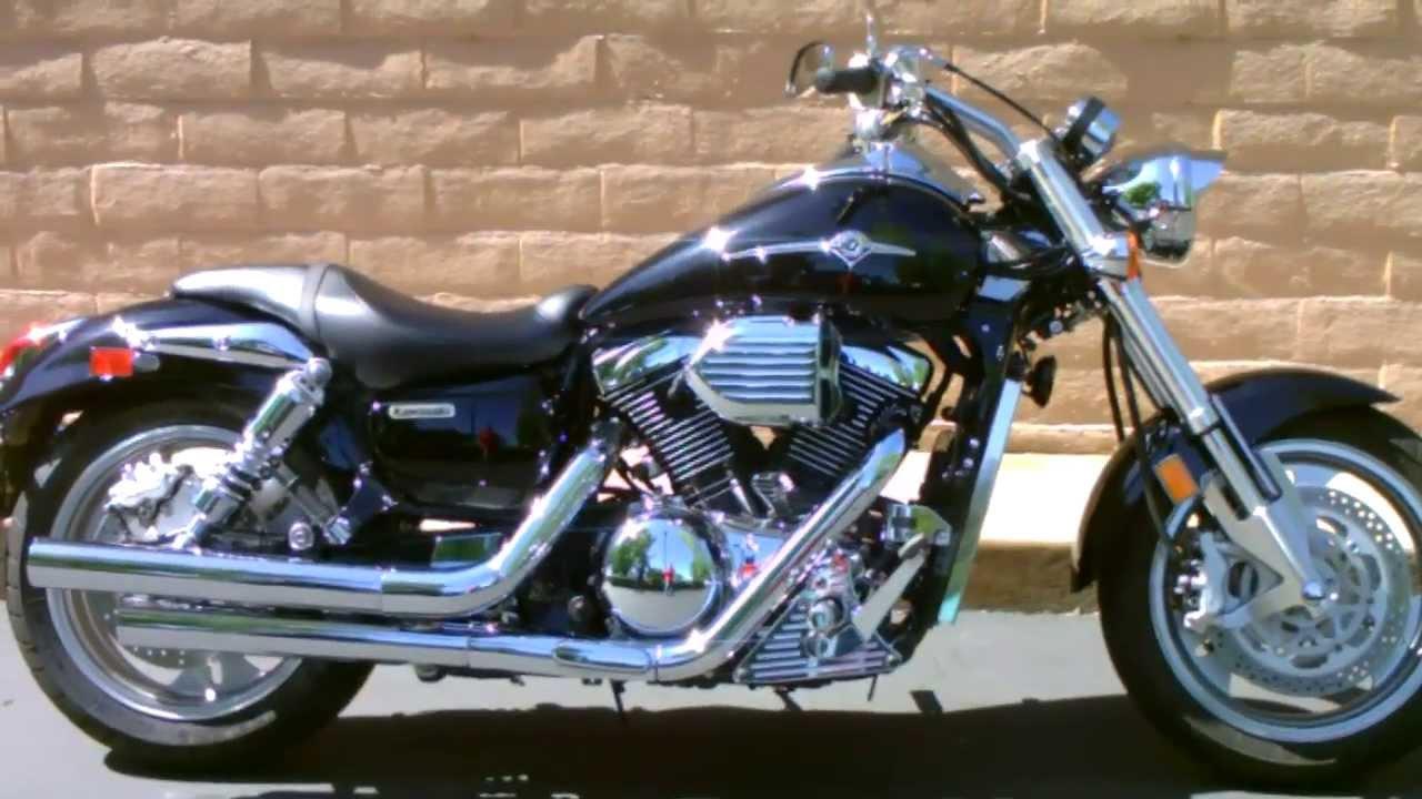 Kawasaki Cruiser Motorcycles