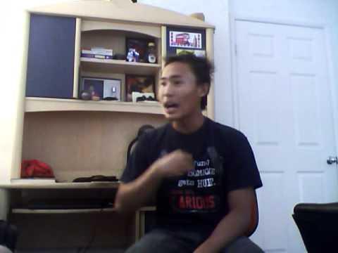 carlos rapping to no love