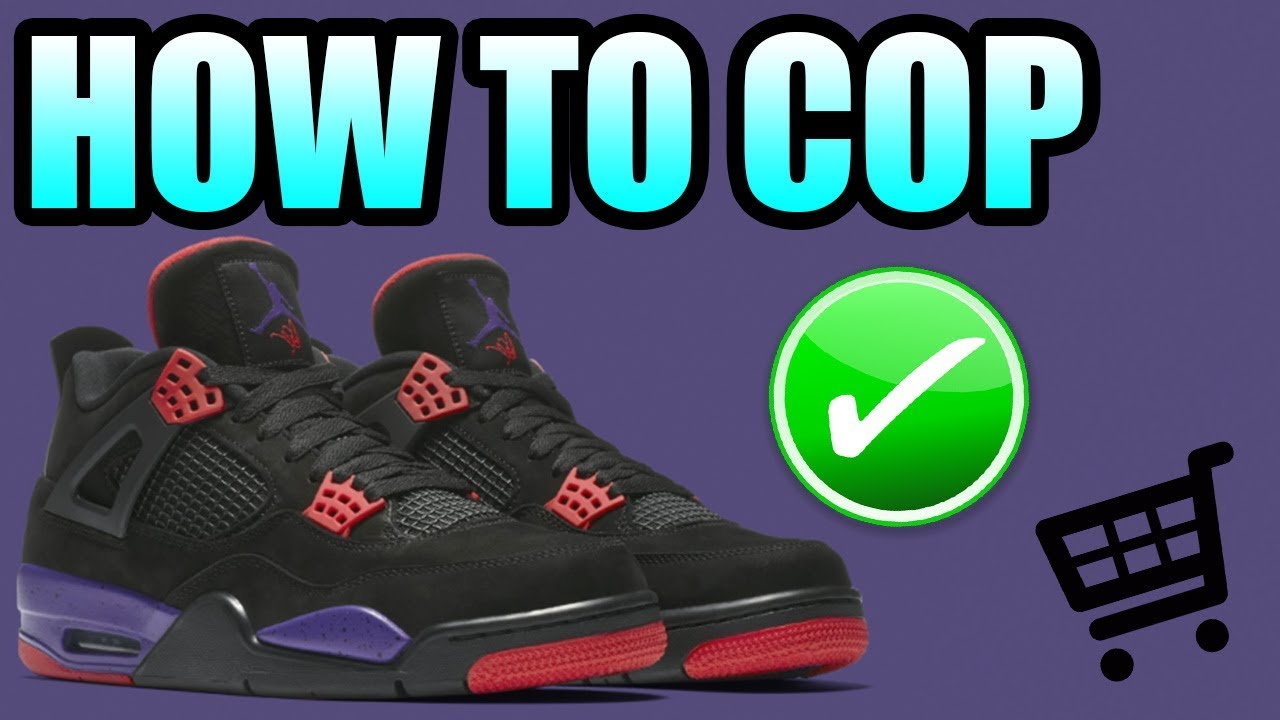 35fbbd020cde35 How To Get The JORDAN 4 RAPTOR !