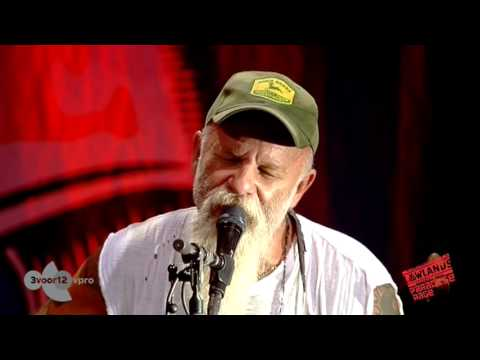 Lowlands 2013 - Seasick Steve - Started Out With Nothing