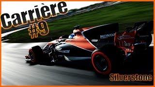 F1 2017 Carrière #9 Consigne d'équipe et problème moteur