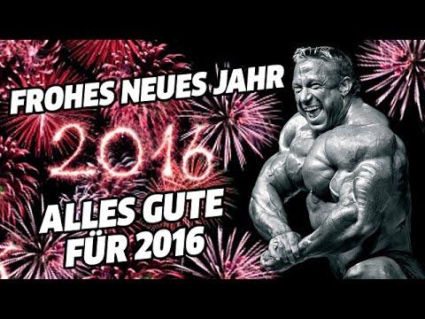 Markus Rühl wünscht ein frohes neues Jahr 2016 - YouTube