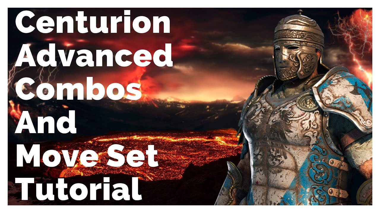 For Honor Centurion High Level Combos And Move Set Tutorial Guide Loop Kartini Sony Playstation 4 Tom Clancys Ghost Recon Wildlands