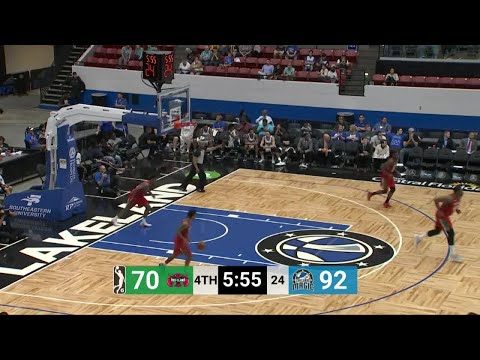 Troy Caupain Posts 15 points & 12 rebounds vs. Maine Red Claws