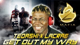 Tedashii - Get Out My Way ft. Lecrae (Holy Banger) 2LM Reaction