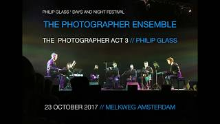 The Photographer - Philip Glass (compilation)