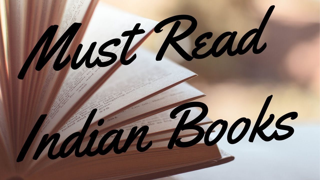must read indian books