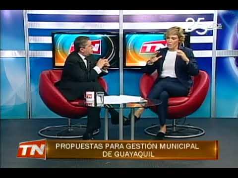 PROPUESTAS PARA GESTION MUNICIPAL DE GUAYAQUIL