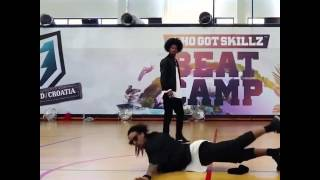 "Les twins ""kranichstil"" olexesh by Charly banks"