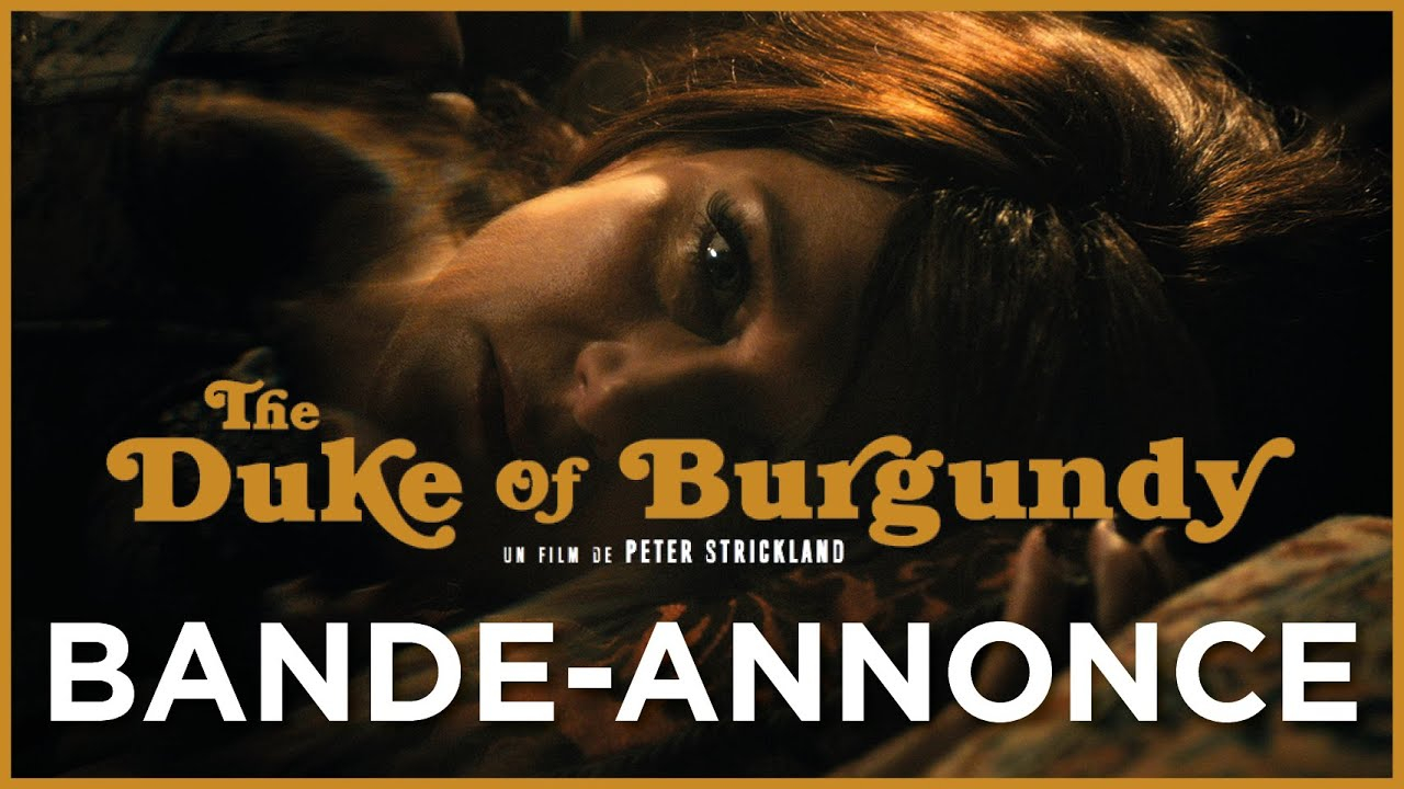 THE DUKE OF BURGUNDY - Bande-annonce VOST