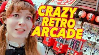 Retro Arcade LIVE! Osaka's weird and wonderful spots! Japan livestream FINAL