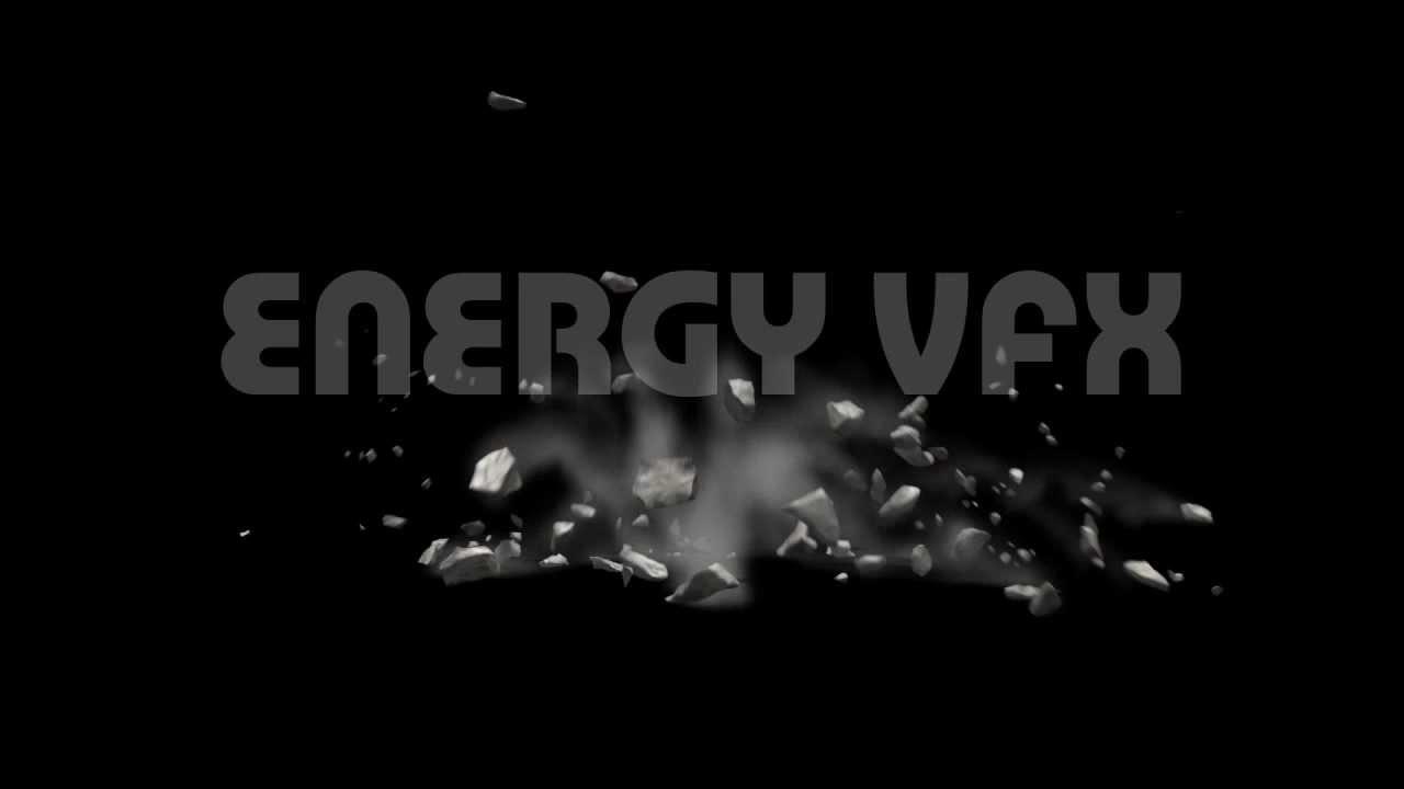 Rock Debris - Visual Effects Elements