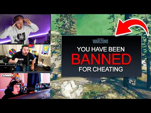 We got a Warzone cheater BANNED LIVE on stream... *FIRST TIME EVER*