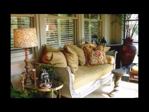 Stunning Enclosed porch decorating ideas