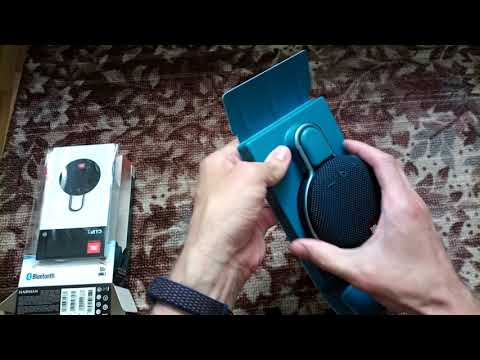 Акустическая система JBL Clip 3 Blue (JBLCLIP3BLU)