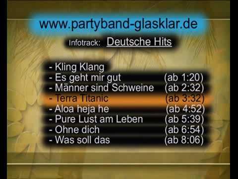 Infotrack Deutsche Hits