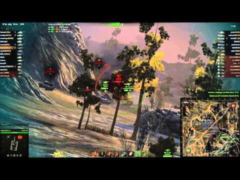 Let's Play World of Tanks Objekt 704 Deutsch Burgelkat
