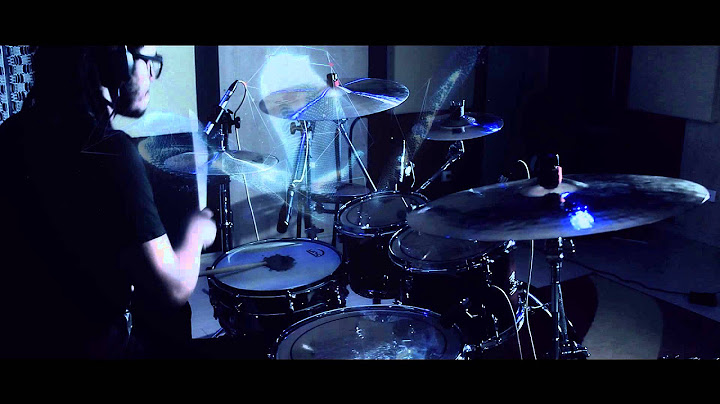jean michell drum  waiting for the end drum cover