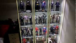 Hot Toys Detolf Display Cabinet Tips