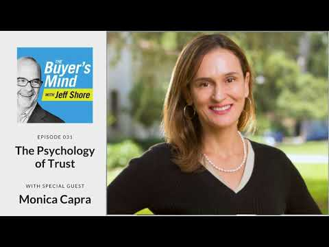 #031: The Psychology of Trust with Monica Capra