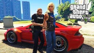 GTA 5 PC Mods - PLAY AS A COP MOD #4! GTA 5 POLICE PATROL Police Mod Gameplay! (GTA 5 Mod Gameplay)