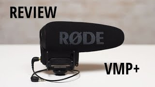 REVIEW - RODE Videomic Pro Plus | DEUTSCH