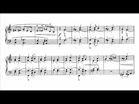Béla Bartók - Six Dances In Bulgarian Rhythm [3/6]