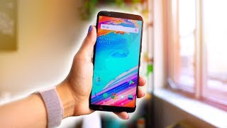 OnePlus 5T - Best Phone for $500!