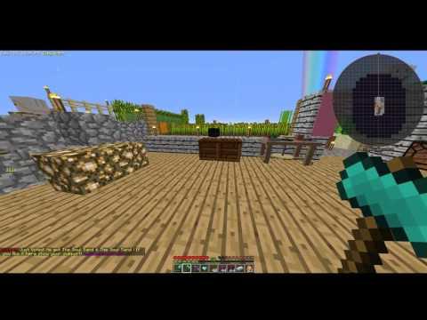 Minecraft: Sky Factory 3 - Manyullyn Tools! Ardite chicken! Diamond Seed!