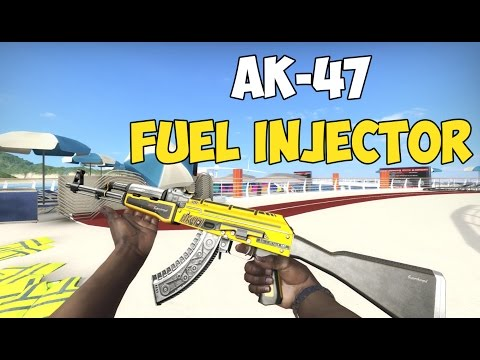 AK-47 Fuel Injector Showcase   Gameplay   Operation Wildfire