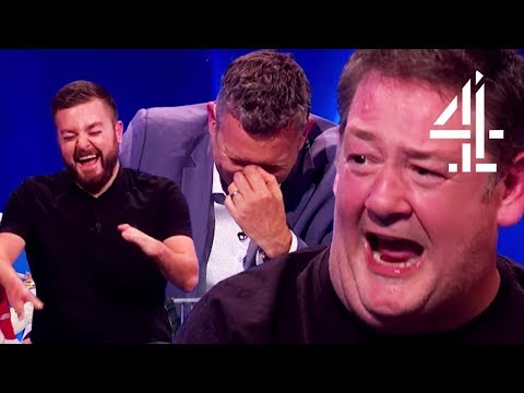 Panel IN STITCHES After Johnny Vegas' XRated Confession & World Cup Prediction  The Last Leg