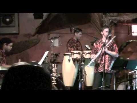 "Robert Drasnin, Sherry Shaoling, and The WAITIKI 7 perform ""You"""