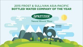 Spritzer 2015 APAC Bottle Water Company of The Year