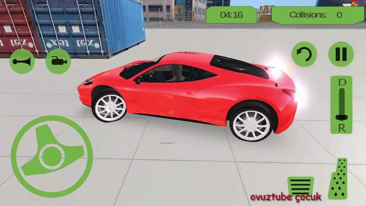 Araba Oyunları Araba Oyunu Oyna 3dcocukoyunlaricom Youtube
