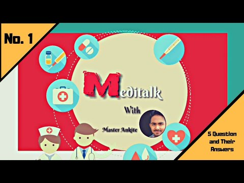 MEDITALK WITH MASTER || CHAPTER-1 || FACTS RELATED TO MEDICINES || IN HINDI AUDIO.