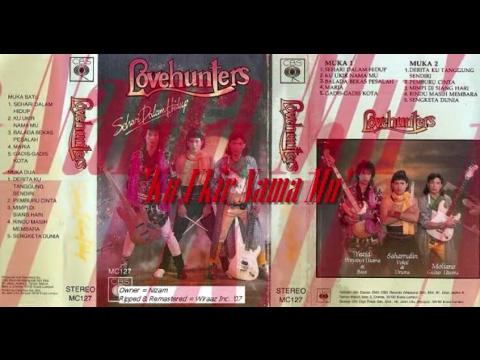 LOVEHUNTERS - Ku Ukir Nama Mu ~ LIRIK ~