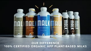New Beverage Showdown Finals: Malk