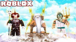 GOD SIMULATOR W 15 MINUT! - Roblox
