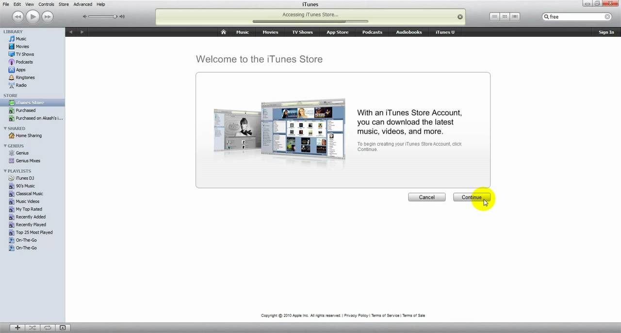 Itunes account paypal