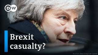 Brexit vote: Are Theresa May's days as UK Prime Minister numbered? | DW News