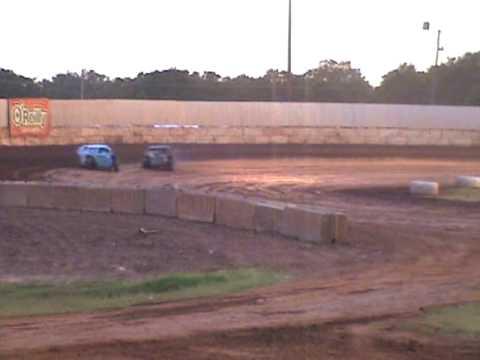 Brill's Motor Speedway 7-25-09