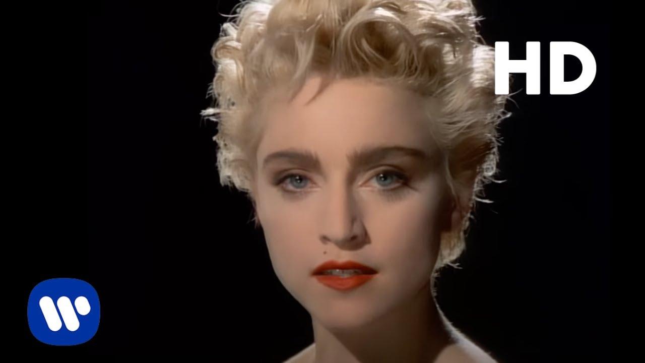 Madonna - Papa Don't Preach (Official Video) [HD]